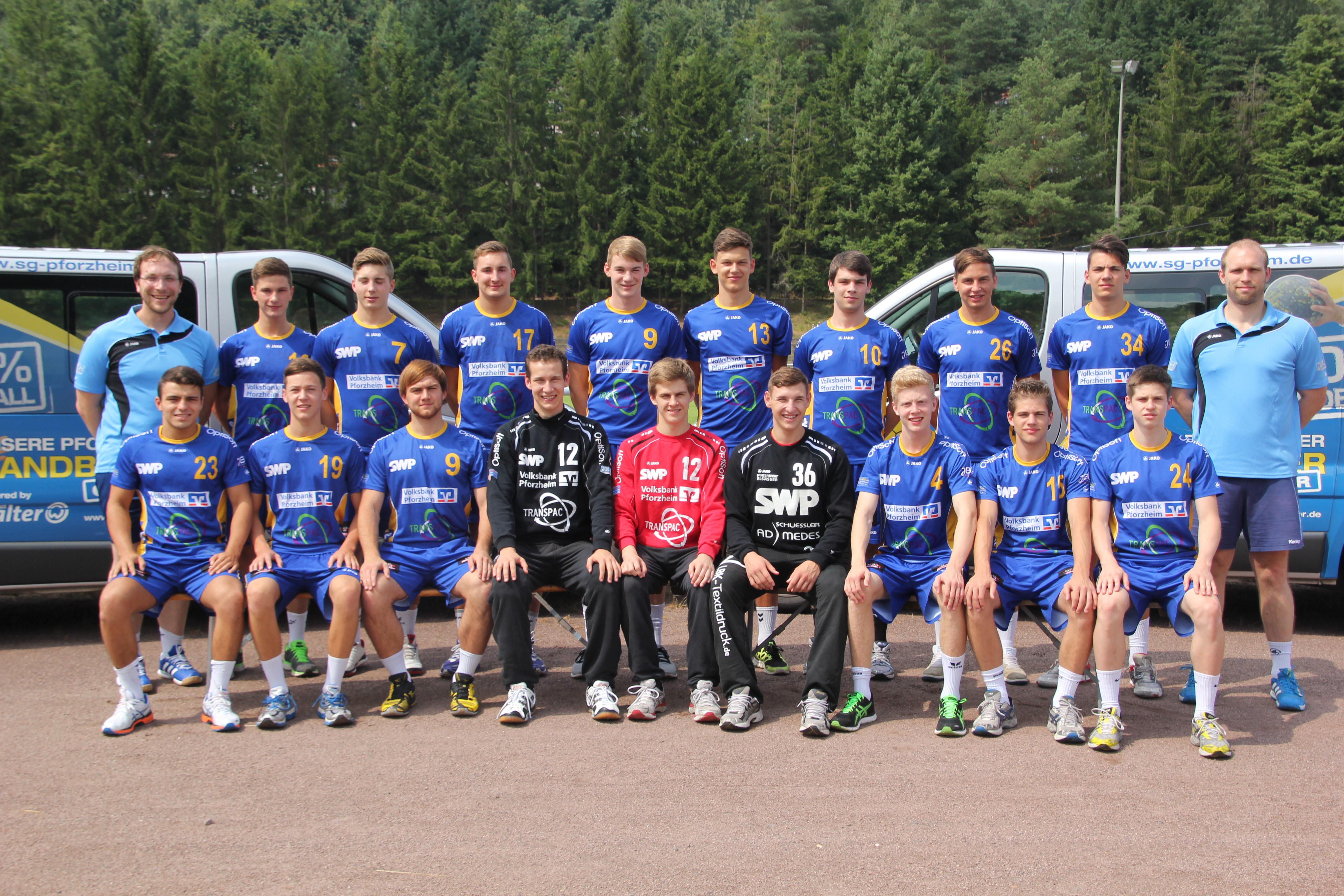 Pforzheim Eutingen Handball
