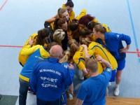 Kreisliga Pforzheim Damen: Damen gewinnen bei der SG Niefern/Mühlacker mit 9:15 Toren !