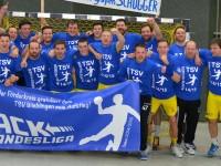 Herren steigen in die Landesliga auf