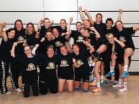 Birkenauer 1b-Handballerinnen steigen in Badenliga auf