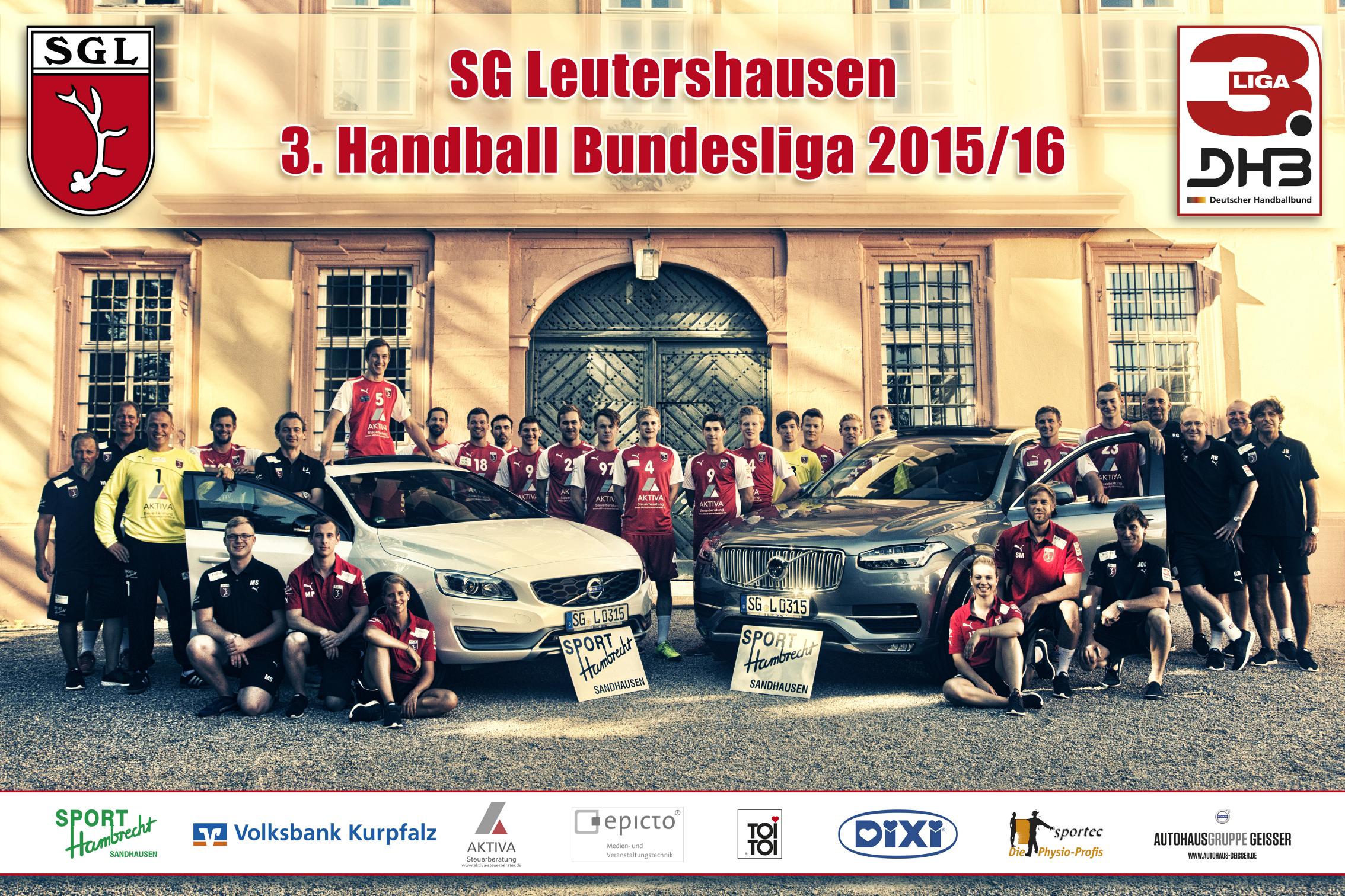 Sg Leutershausen Handball
