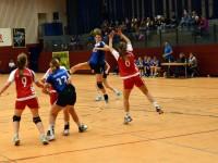 Badenliga Damen: Knapper Heimsieg gegen die SG Heddesheim (25:23)