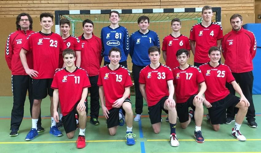 Handball Jugendnationalmannschaft