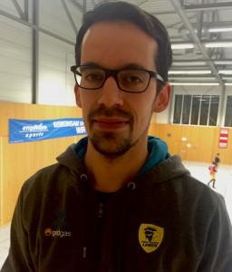 Daniel Meyer bei der SG Kronau/Östringen (Foto: cls)