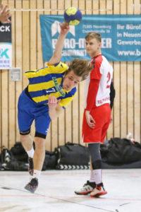 33:19-Schlappe für die 1b-Mannschaft in der Landesliga Süd gegen die HSG Pforzheim
