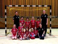 Handball-Mädchentraining gut angelaufen/ Neulinge weiter gerne gesehen