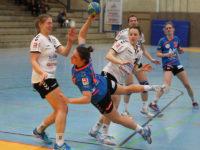Birkenauer Handballerinnnen müssen Überlegenheit der Gäste anerkennen