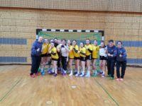 Mädchen des Badischen Handball-Verbandes schnitten erfolgreich ab