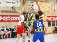 Punkteteilung im Enztal-Derby – HCN-Landesliga-Herren mit 18:18-Remis beim TV Calmbach