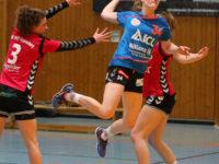 TSV-Handballerinnen senden beeindruckendes Lebenszeichen