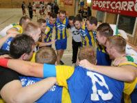 HCN-Verbandsliga-Team will zum Abschluss in der Stadthalle gegen TV Eppelheim noch einmal punkten
