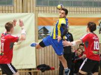 Zweite Mannschaft des HCN mit 25:21-Niederlage in Durlach