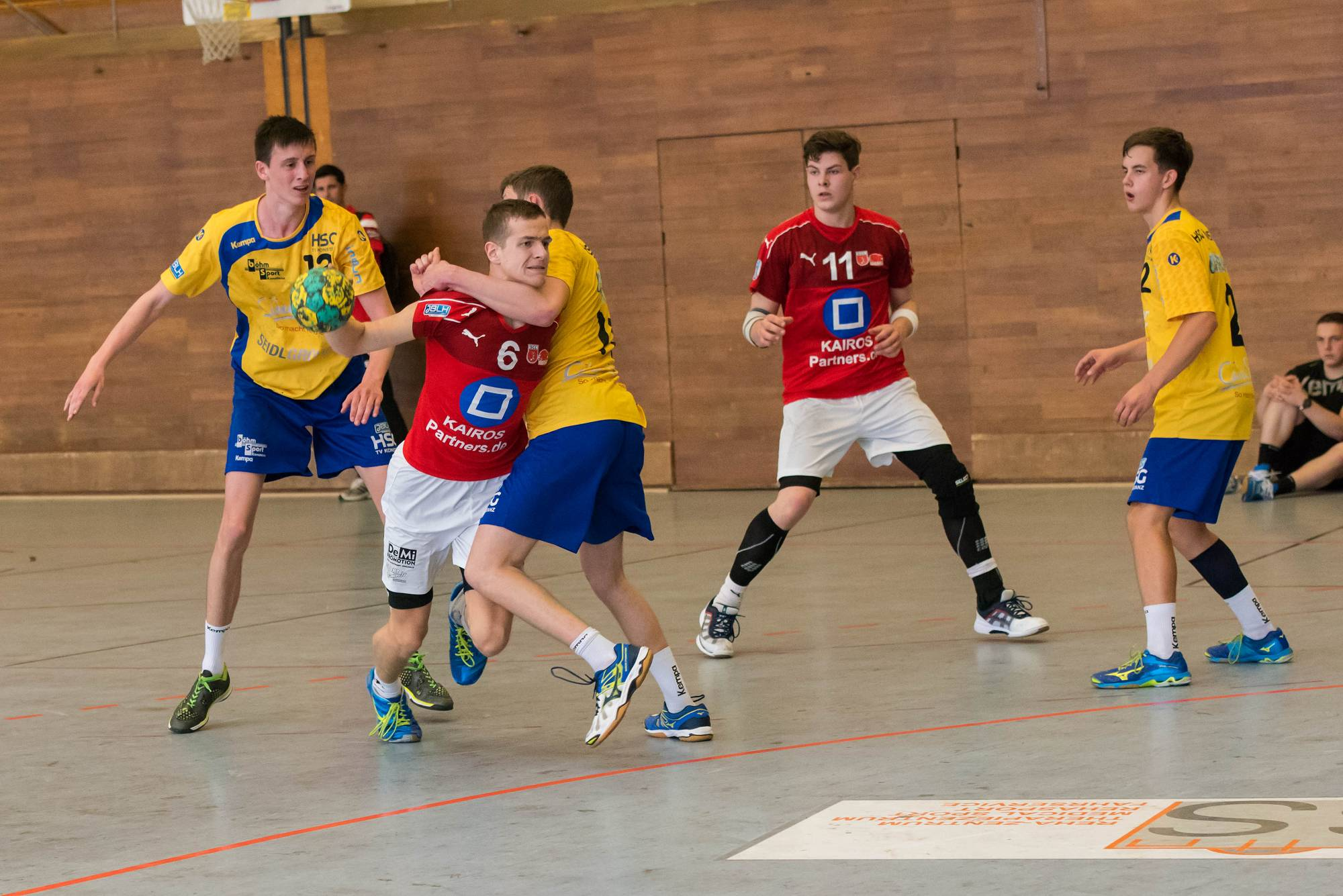 2. Handball Bundesliga 18/19