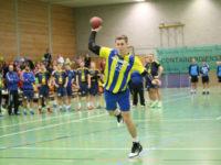 1b-Mannschaft des HCN gewinnt mit 24:25 beim Tabellenzweiten TSV Rintheim