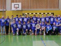 Wir sind zurück in der Bezirksliga! Große Aufstiegsfeier in Rüppurr