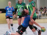 TSV Damen bleiben in  der 3. Liga