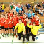 Männliche C-Jugend eindrucksvoll für Badenliga qualifiziert
