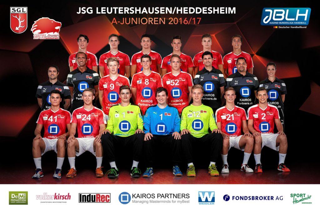 mi Handball Uniform Women 2017 mi Team