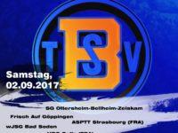Jäger-Cup des TSV Birkenau