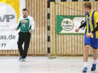 HCN-Landesliga-Vertretung mit 20:20-Remis beim Vizemeister Rintheim
