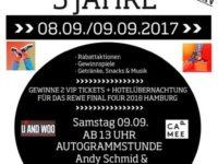Der hummel – Store Karlsruhe wird 5 Jahre