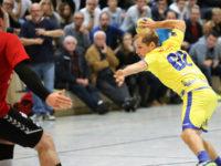 HCN-Badenliga-Team schrammt bei 28:27-Sieg gegen HSV Hockenheim knapp an erstem Punktverlust vorbei