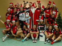 Birkenaus Handball Damen bescheren sich selbst