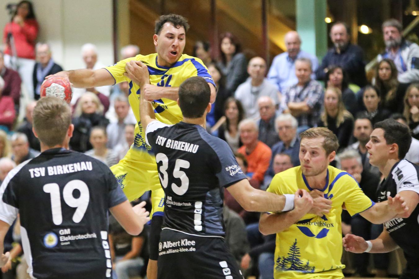 mark zorn handball hockenheim