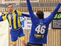 1b-Mannschaft mit klarer 25:33-Niederlage in Büchenau