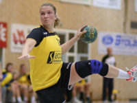 Schützenfest in der Stadthalle – HCN-Damen verlieren mit 32:38 gegen die HSG Walzbachtal