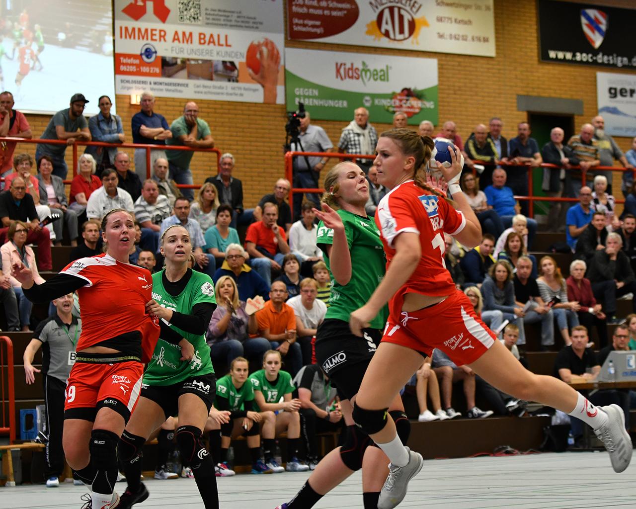 Handball In Baden