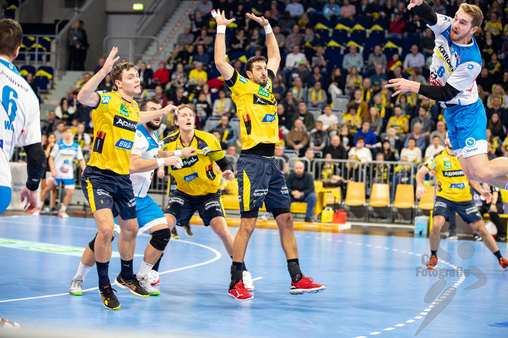 Handball Abwehr